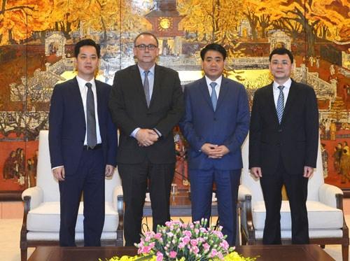 Hanoi encourage la cooperation avec la capitale du Perou hinh anh 1