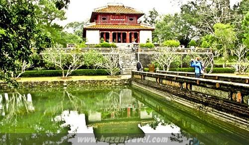 Gestion et utilisation durable de l'ensemble des mausolees royaux de la dynastie des Nguyen hinh anh 1