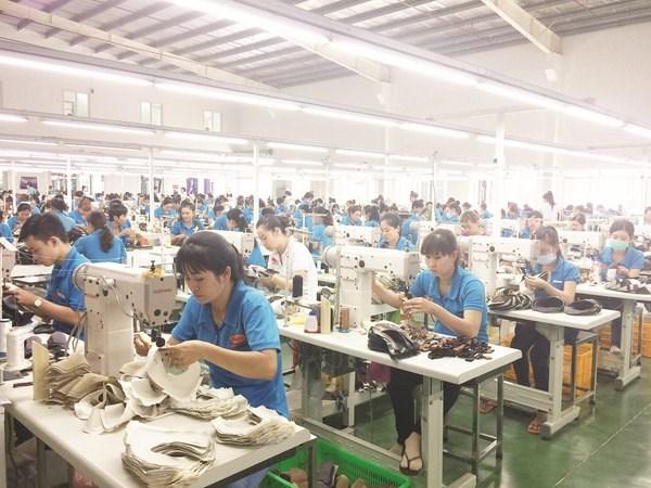 Chaussures et textile-habillement: les exportations nationales ont le vent en poupe hinh anh 2