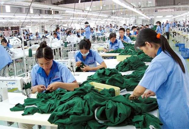 Chaussures et textile-habillement: les exportations nationales ont le vent en poupe hinh anh 1