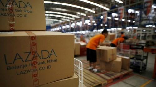 Alibaba verse 2 milliards de dollars supplementaires dans Lazada hinh anh 1