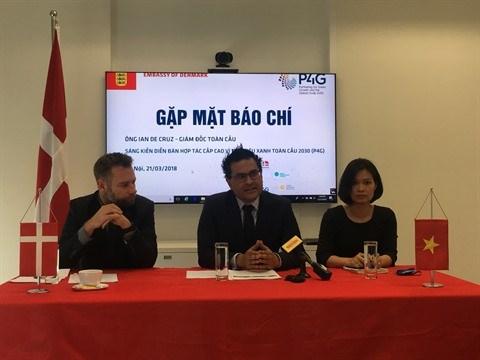 P4G : renforcer le partenariat pour une croissance verte hinh anh 1