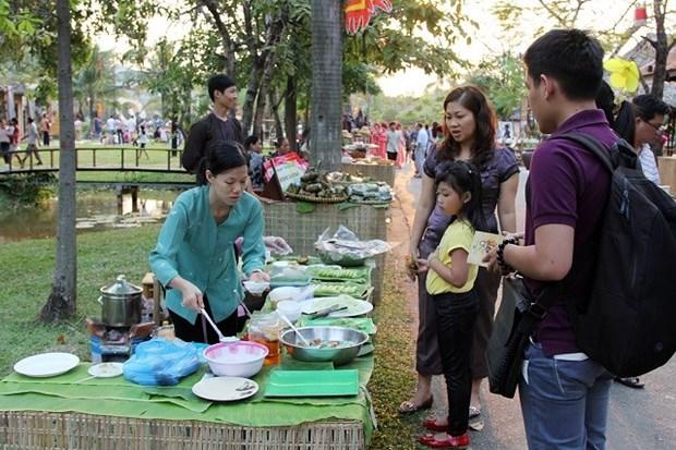 Presentation de la quintessence culinaire vietnamienne a HCM-Ville hinh anh 1