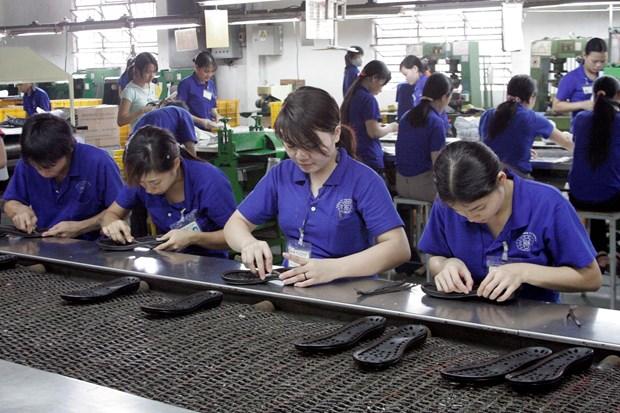 Le Vietnam 2e exportateur mondial de chaussures hinh anh 1