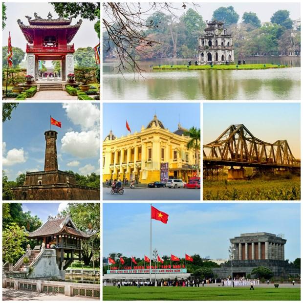 Hanoi parmi les 25 destinations preferees du monde en 2018 hinh anh 1
