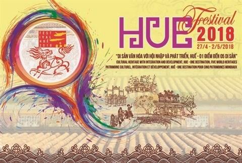 Festival de Hue 2018 : des nouveautes pour attirer les touristes hinh anh 1