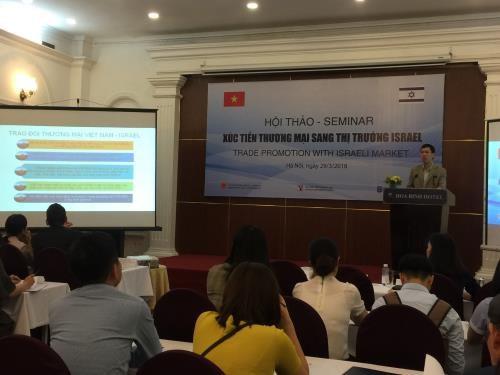 Opportunites pour les exportateurs vietnamiens en Israel hinh anh 1