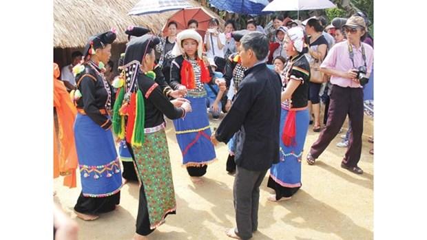 Originalite du Tet traditionnel des Si La a Lai Chau hinh anh 1