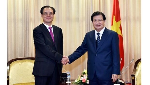 Promotion de la cooperation avec la ville chinoise de Chongqing hinh anh 1