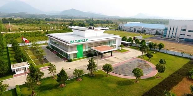 Lancement d'un projet sud-coreen de 15 millions de dollars a Vinh Phuc hinh anh 1