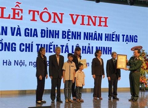 Greffe pulmonaire reussie, etape importante pour la medecine vietnamienne hinh anh 3