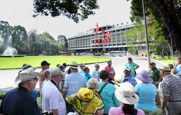 Ho Chi Minh-Ville: bientot une application de smartphone pour les touristes hinh anh 1