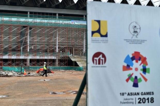 L'Indonesie prepare au mieux les ASIAD 18 hinh anh 1