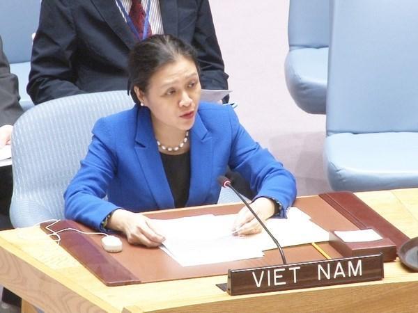 Le Vietnam a une reunion du Mouvement des Non-alignes a Bakou hinh anh 1