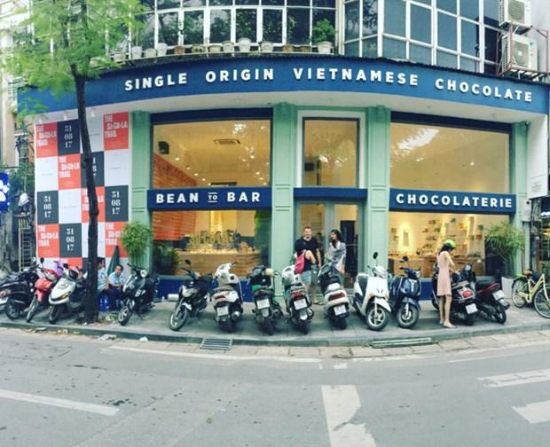 Marou, le chocolat vietnamien hinh anh 1
