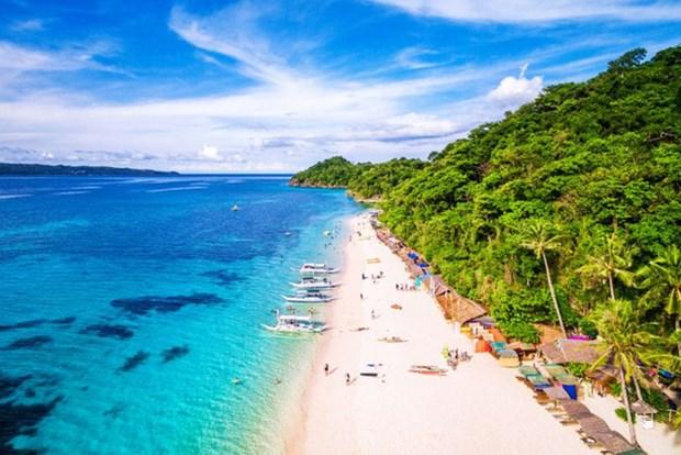 Philippines: Boracay, ile paradisiaque, va etre interdite six mois aux touristes hinh anh 1