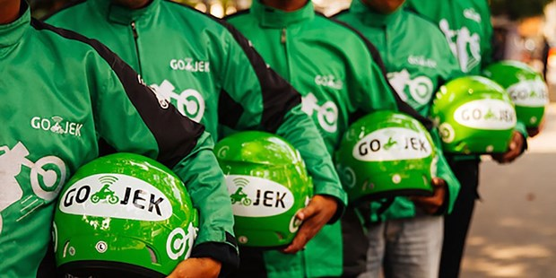 La licorne indonesienne Go-Jek prevoit de debarquer au Vietnam hinh anh 1