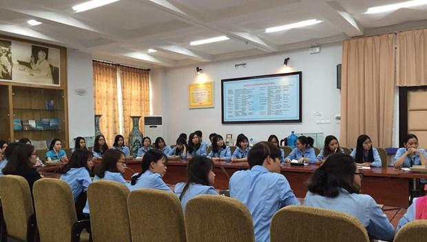 L'education, l'un des piliers de la cooperation franco-vietnamienne hinh anh 2
