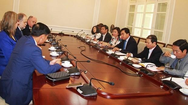 Le groupe espagnol NEFTAN souhaite investir dans le secteur des infrastructures au Vietnam hinh anh 1