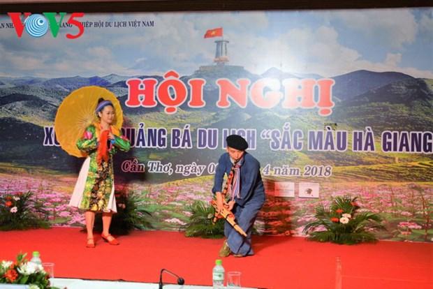Tourisme: Ha Giang resserre ses liens avec le delta du Mekong hinh anh 1