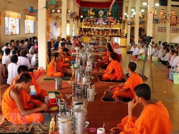 Le PM adresse ses felicitations aux Khmers a l'occasion de la fete Chol Chnam Thmay hinh anh 1