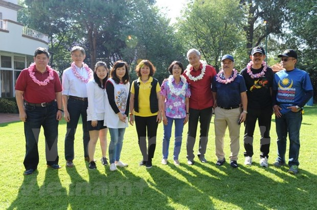 Le Vietnam participe a la Journee de la famille de l'ASEAN au Mexique hinh anh 1