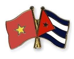 L'echange d'amitie Vietnam-Cuba s'ouvre a Hanoi hinh anh 1