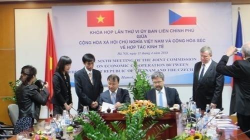 Necessite de creer une percee dans les relations commerciales Vietnam - R. tcheque hinh anh 1