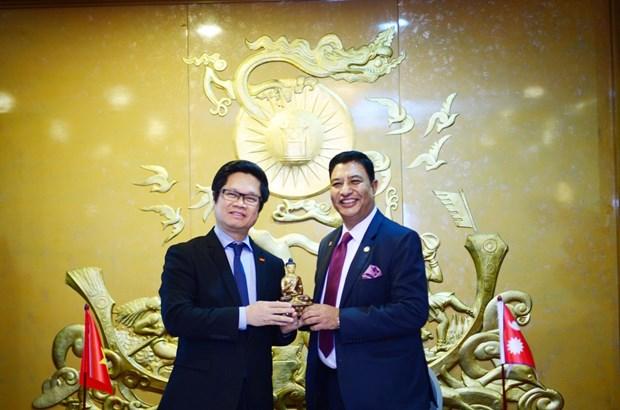 Vietnam et Nepal renforcent leur cooperation dans le tourisme et l'hydroelectricite hinh anh 1