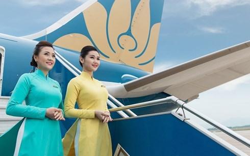 Vietnam Airlines parmi les compagnies aeriennes preferees en Asie hinh anh 1