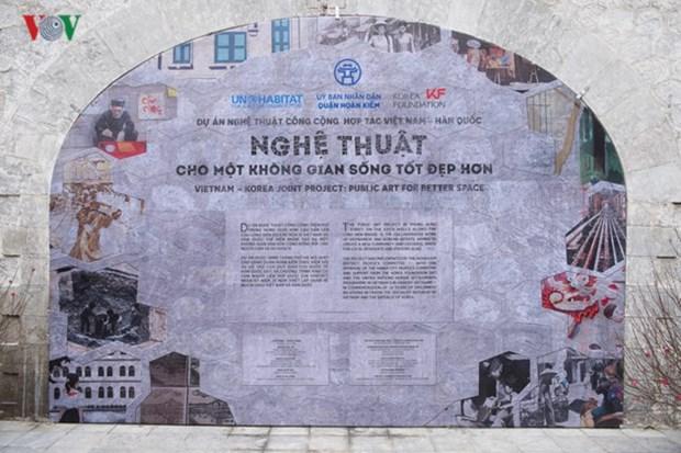 Phung Hung, la rue la plus insolite de Hanoi hinh anh 1