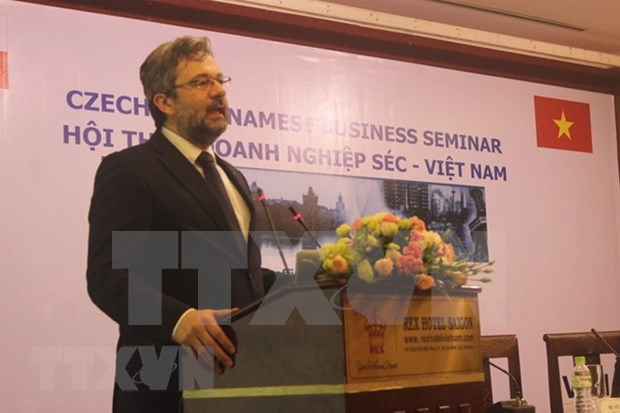 Vietnam-R. tcheque : riches potentiels de cooperation dans l'investissement et le commerce hinh anh 2