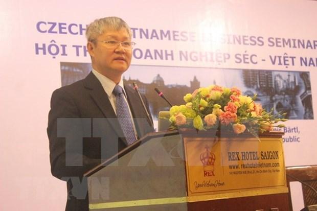 Vietnam-R. tcheque : riches potentiels de cooperation dans l'investissement et le commerce hinh anh 1