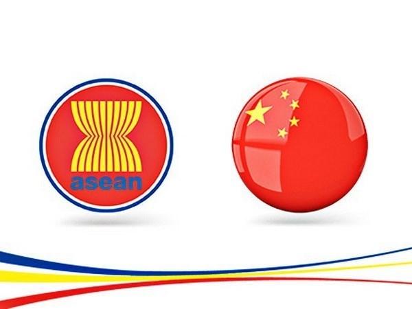 L'ASEAN parmi les trois premiers partenaires commerciaux de la Chine au 1er trimestre hinh anh 1