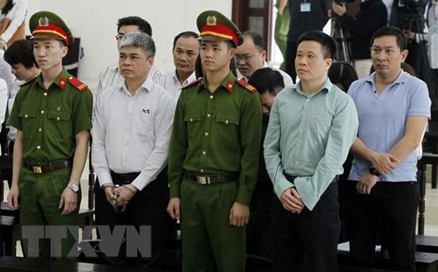 Debut du proces en appel pour les anciens cadres d'OceanBank hinh anh 1