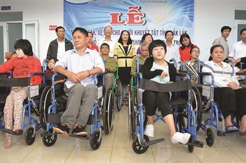 Pour une meilleure integration des handicapes hinh anh 3