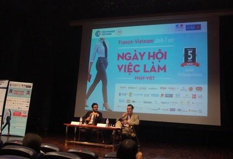 Forum d'emploi franco-vietnamien 2018 hinh anh 1