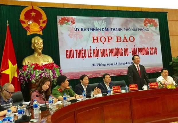 Sept troupes d'artistes etrangers participent au Festival des flamboyants rouges hinh anh 1