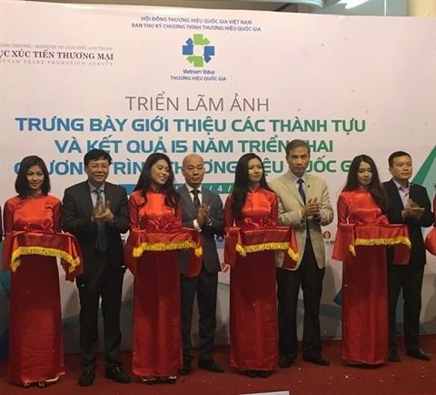 Plus de 80 labels nationaux de prestige presentes a Hanoi hinh anh 1