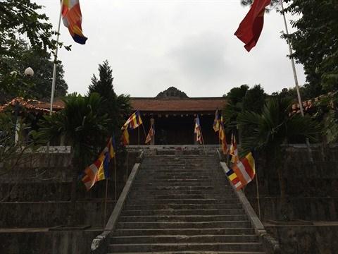 Le charme intemporel de la pagode Tram Gian hinh anh 1