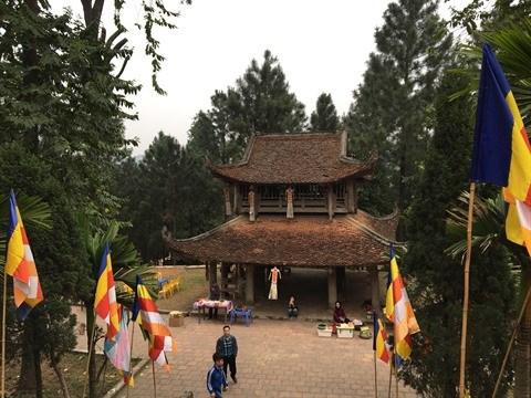 Le charme intemporel de la pagode Tram Gian hinh anh 2