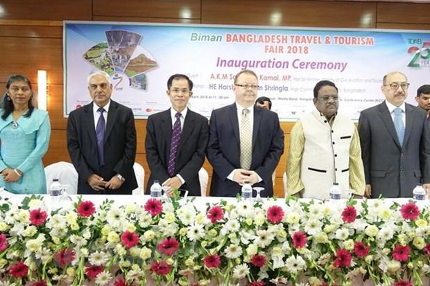 Le tourisme vietnamien seduit les Bangladais hinh anh 1