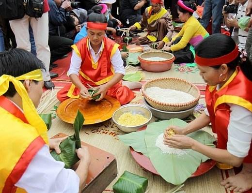De nombreuses activites a l'occasion de la fete des rois fondateurs Hung hinh anh 1
