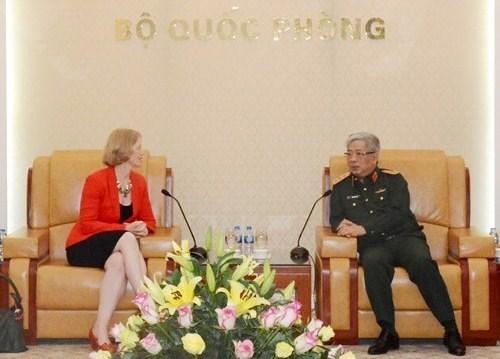 Le Vietnam veut elargir la cooperation defensive avec la Nouvelle-Zelande hinh anh 1