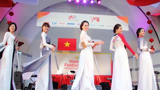 Le Vietnam Festival 2018 au Japon aura lieu en mai hinh anh 1