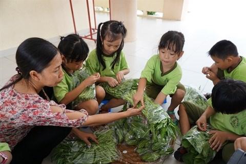 Ho Chi Minh-Ville: le modele de classe avancee est encore a ameliorer hinh anh 1