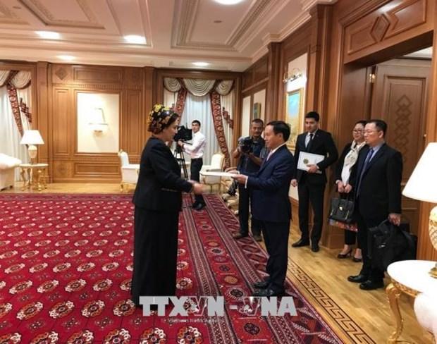Dynamiser la cooperation Vietnam - Turkmenistan hinh anh 1