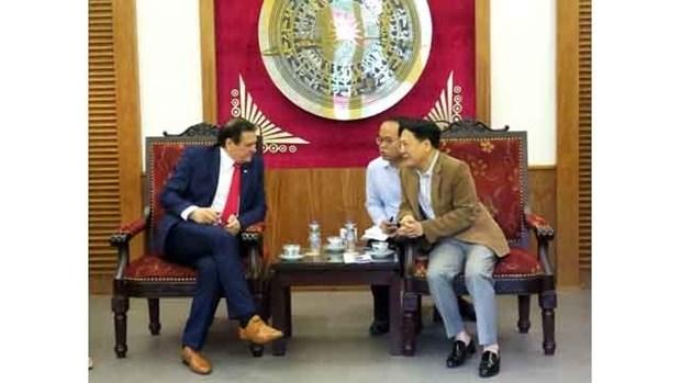 Le Vietnam promeut la cooperation avec l'Union de la culture folklorique mondiale hinh anh 1