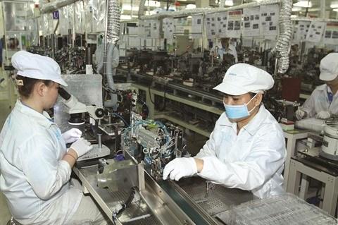 L'economie de Ho Chi Minh-Ville a le vent en poupe hinh anh 2
