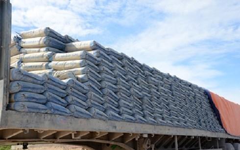 Pres de 10 millions de tonnes de ciment et clinker exportees depuis janvier hinh anh 1